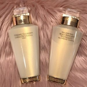 Set of 2 Versace Skincare Products